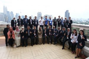 Delegates of 5th ATU-Net Board Meeting