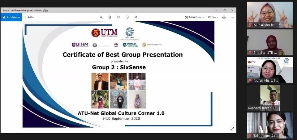 5 best group presentation