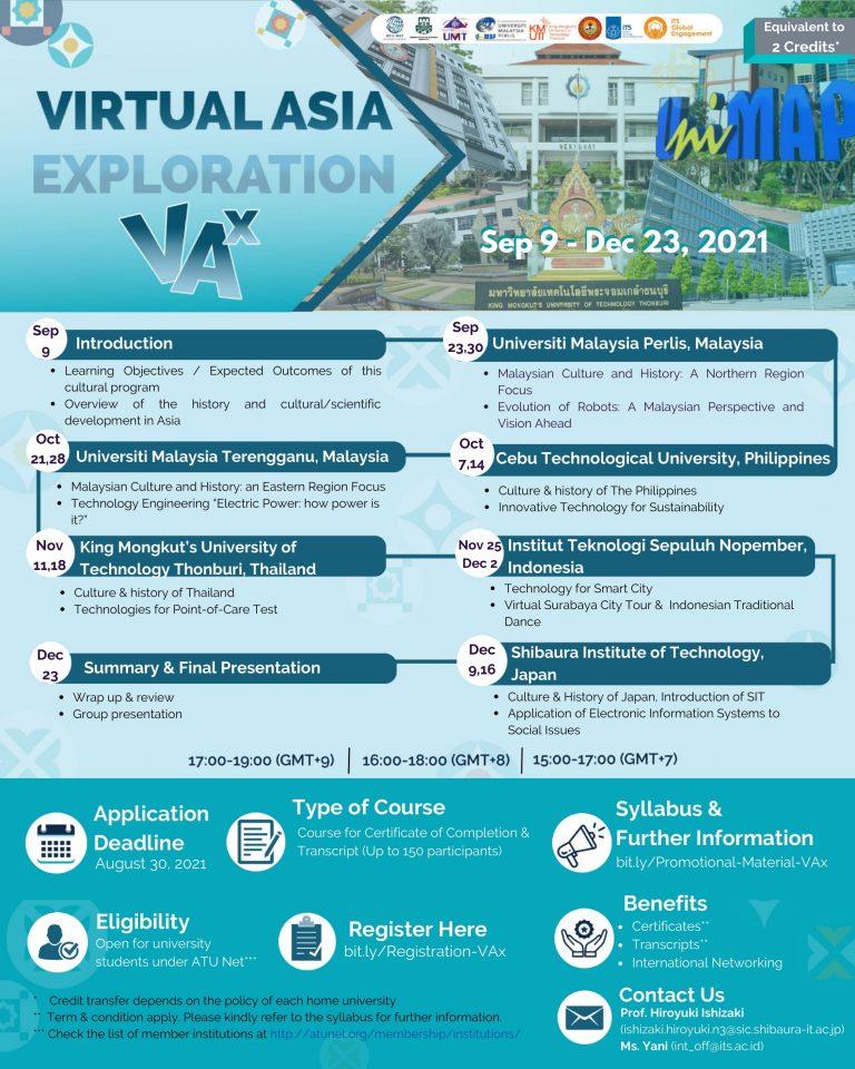 Virtual Asia Exploration (VAx) Batch 2 - Poster 2021.08.09-min-1